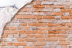 Papel de parede alaranjado Imagem de Stock Royalty Free