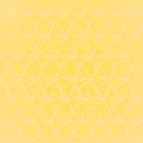 Papel de parede amarelo abstrato Fotografia de Stock Royalty Free