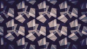 Papel de parede branco marrom preto abstrato do teste padrão da cor Imagens de Stock