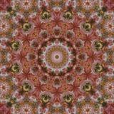 Papel de parede calidoscópico Foto de Stock