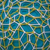 Papel de parede da rede Fotos de Stock