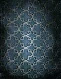 Papel de parede das formas do teste padrão do vintage Imagens de Stock