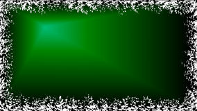 Papel de parede das plantas verdes Fotografia de Stock Royalty Free