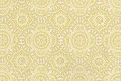 Papel de parede de alta resolução com teste padrão floral Imagem de Stock Royalty Free