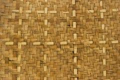 Papel de parede de bambu do teste padrão Fotos de Stock