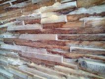 Papel de parede de madeira Fotos de Stock Royalty Free