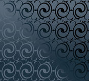 Papel de parede decorativo sem emenda Imagem de Stock