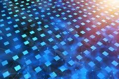 Papel de parede digital abstrato Imagens de Stock