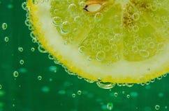 Papel de parede do óleo e da água foto de stock royalty free