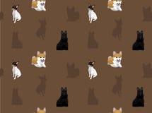 Papel de parede 11 do cão Imagens de Stock Royalty Free