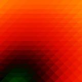 Papel de parede do fundo do polígono do mosaico colorido baixo Illustr do vetor Fotos de Stock