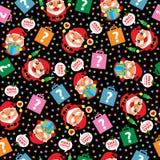 Papel de parede do Natal Imagem de Stock Royalty Free