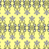 Papel de parede do ornamento Imagem de Stock Royalty Free