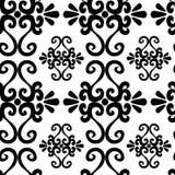 Papel de parede do ornamento Imagem de Stock