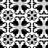 Papel de parede do ornamento Imagens de Stock Royalty Free
