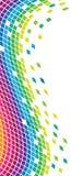 Papel de parede dos mosaicos Imagem de Stock