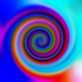Papel de parede espiral Fotos de Stock Royalty Free