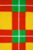 Papel de parede feito malha brilhante da textura do lenço Imagens de Stock