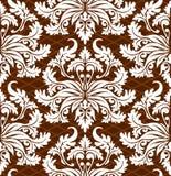 Papel de parede floral ilustração do vetor