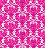 Papel de parede floral Fotos de Stock