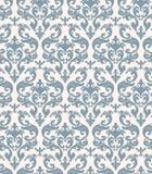 Papel de parede floral ilustração royalty free