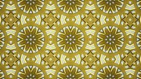 Papel de parede floral da textura do vintage abstrato rendição 3d Fotos de Stock Royalty Free