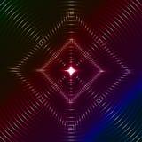 Papel de parede geométrico elegante Fotos de Stock