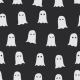 Papel de parede de Ghost Vetor ilustração royalty free
