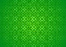 Papel de parede islâmico árabe chinês decorativo oriental de Imlek Ramadan Festival Pattern Texture Background do vintage verde f Imagem de Stock Royalty Free