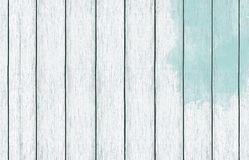 Papel de parede de madeira pintado do fundo com pintura da cor fotos de stock royalty free