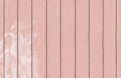 Papel de parede de madeira pintado do fundo com pintura da cor foto de stock royalty free