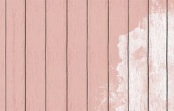 Papel de parede de madeira pintado do fundo com pintura da cor fotografia de stock royalty free