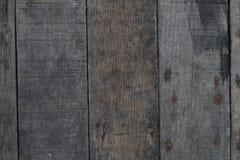 Papel de parede ou fundo de madeira cinzento Foto de Stock Royalty Free