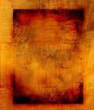 Papel de parede queimado do grunge ilustração stock