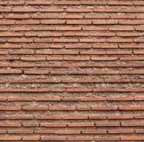 Papel de parede romano da textura do tijolo Fotografia de Stock Royalty Free
