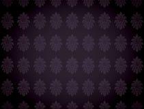Papel de parede roxo Imagem de Stock
