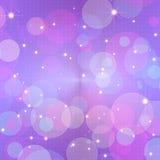 Papel de parede roxo abstrato do fundo Imagens de Stock Royalty Free