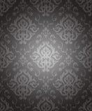 Papel de parede sem emenda com teste padrão floral Imagem de Stock