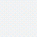 Papel de parede sem emenda do vetor do teste padrão Imagens de Stock Royalty Free