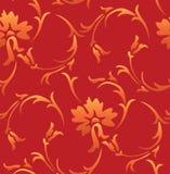 Papel de parede sem emenda do vintage Imagens de Stock Royalty Free