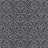 Papel de parede sem emenda do vintage da textura ilustração do vetor