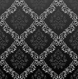 Papel de parede sem emenda floral Fotografia de Stock Royalty Free