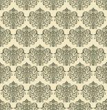 Papel de parede sem emenda floral Imagem de Stock Royalty Free