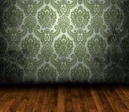 Papel de parede sujo Imagens de Stock