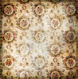 Papel de parede velho Imagem de Stock