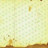 Papel de parede velho do grunge Foto de Stock