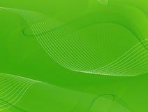 Papel de parede verde Imagens de Stock Royalty Free