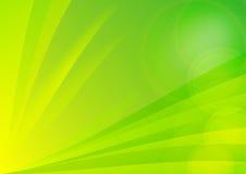 Papel de parede verde abstrato do fundo Imagem de Stock