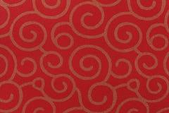 Papel de parede vermelho Foto de Stock Royalty Free