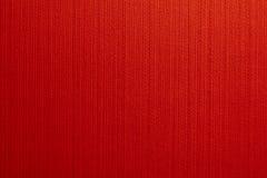 Papel de parede vermelho do teste padrão Imagem de Stock